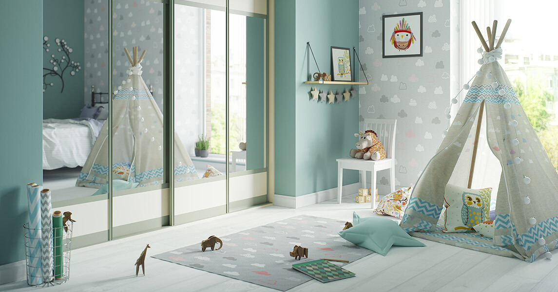 childrens room gallery image 2